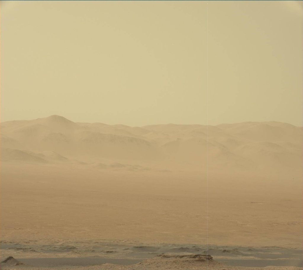 NASA's Mars rover Curiosity acquired this image using its Mast Camera (Mastcam) on Sol 2070