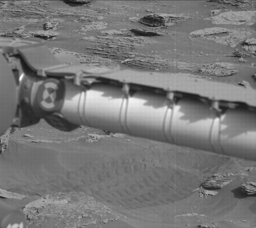 MSL Raw Image from Mast Camera (Mastcam)