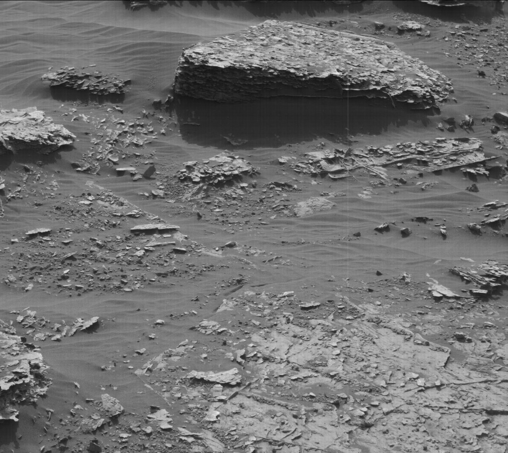 NASA's Mars rover Curiosity acquired this image using its Mast Camera (Mastcam) on Sol 2072