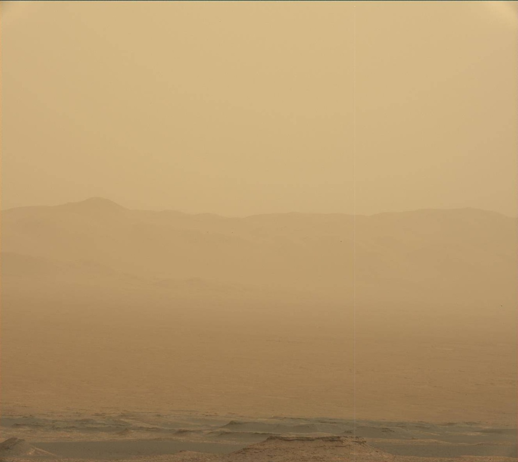 NASA's Mars rover Curiosity acquired this image using its Mast Camera (Mastcam) on Sol 2077