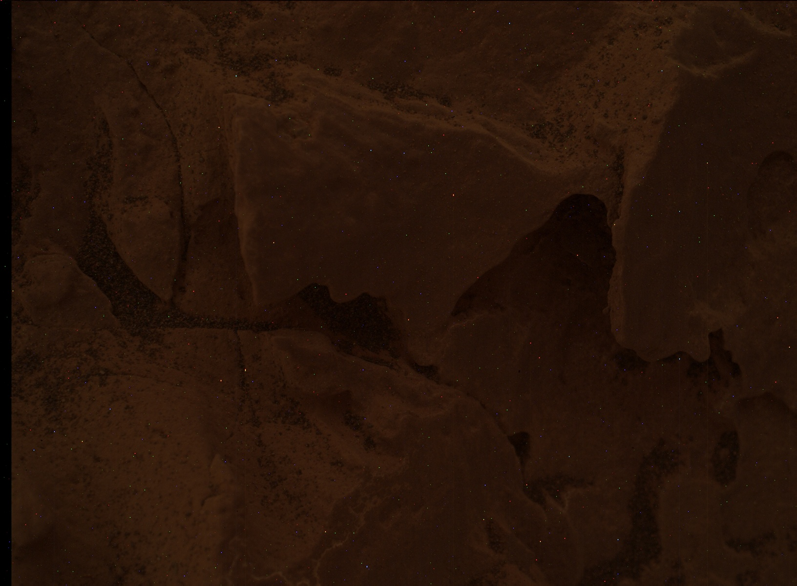 Nasa's Mars rover Curiosity acquired this image using its Mars Hand Lens Imager (MAHLI) on Sol 2083