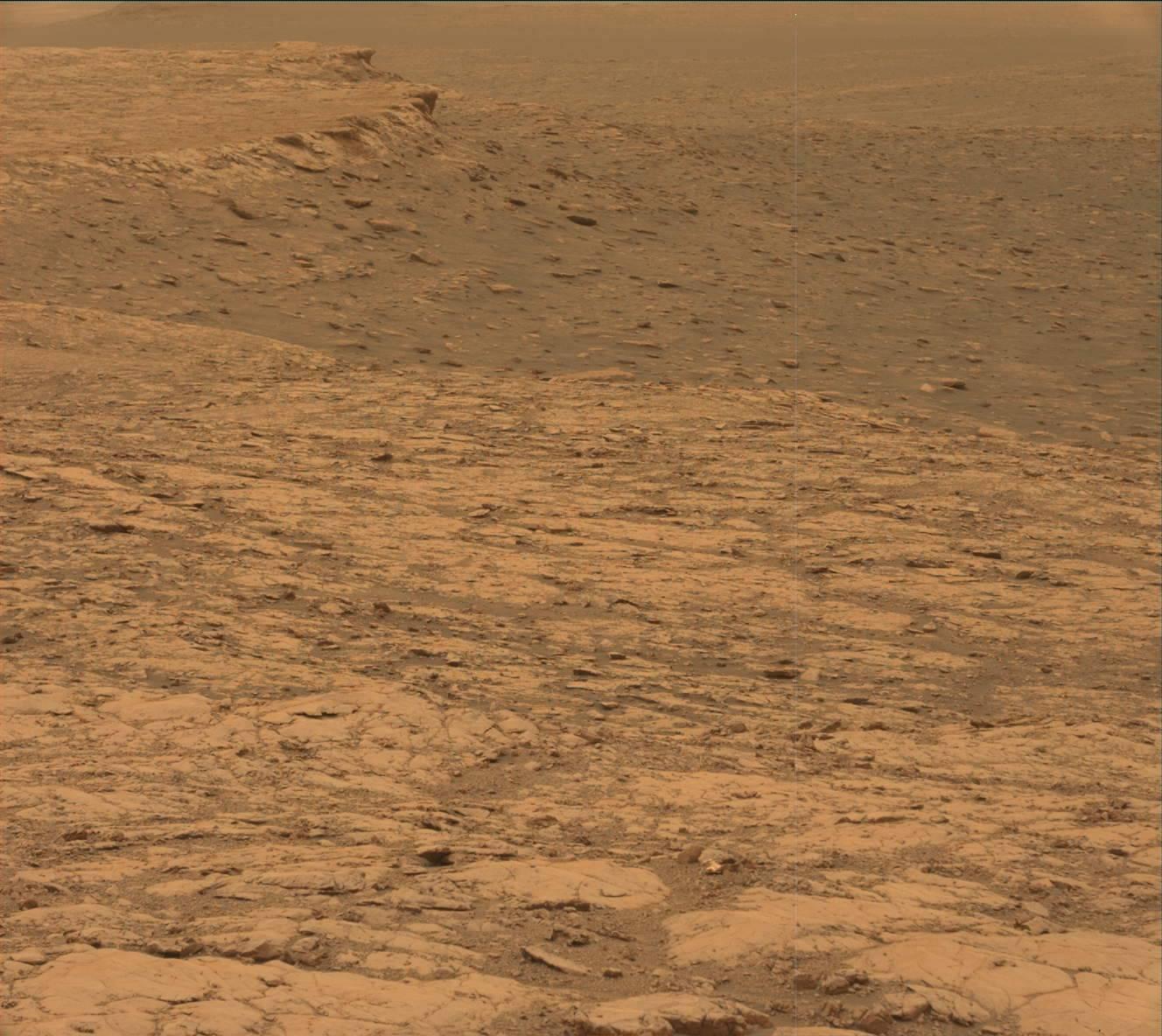 Sol 2126 Mastcam Left