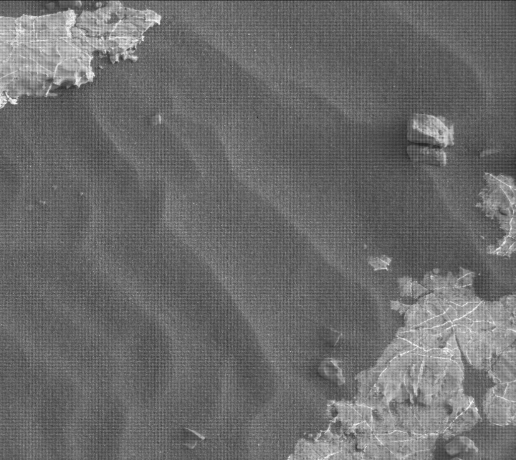 NASA's Mars rover Curiosity acquired this image using its Mast Camera (Mastcam) on Sol 2230