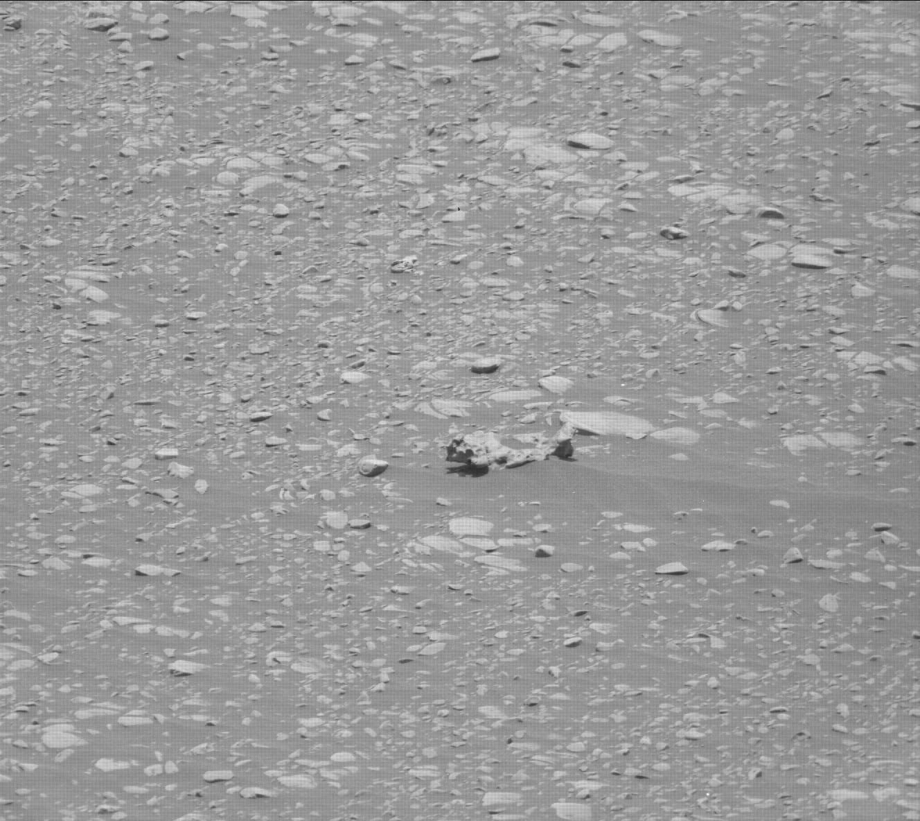 Sol 2374: Taking some time for remote science