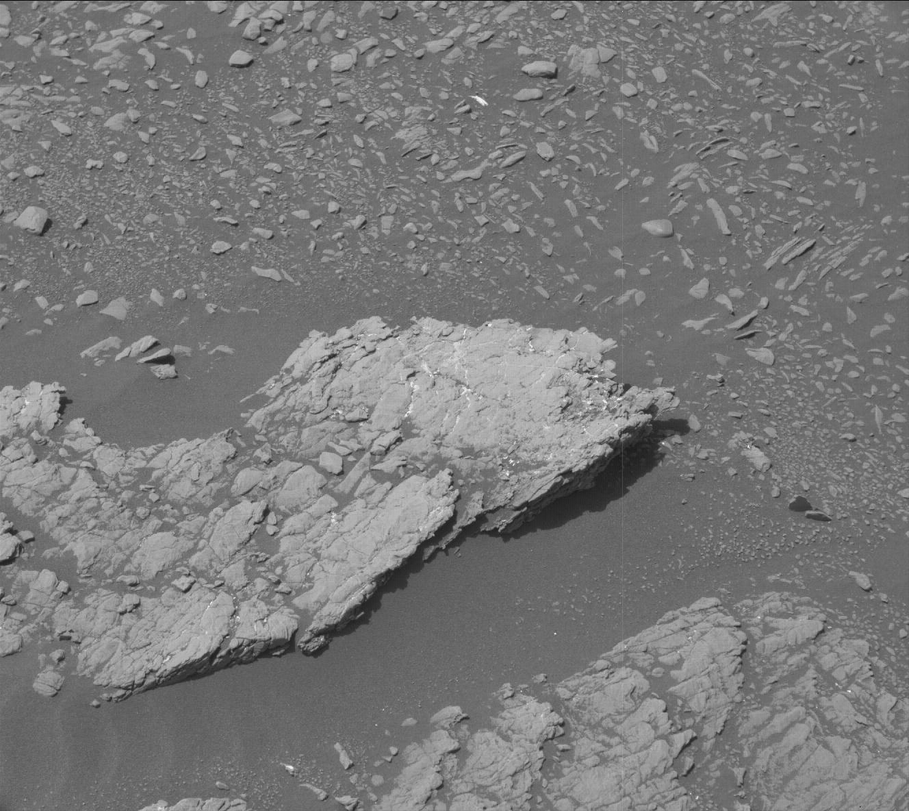 Sol 2379: Wrapping up at Aberlady