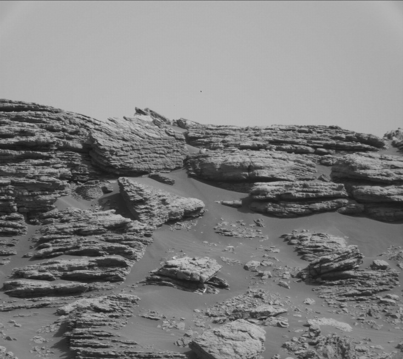 Nasa's Mars rover Curiosity acquired this image using its Mast Camera (Mastcam) on Sol 2474
