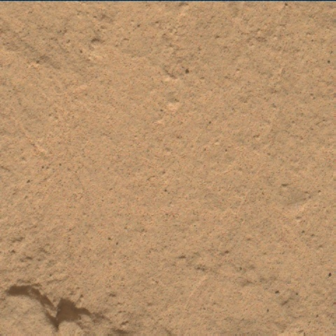 Nasa's Mars rover Curiosity acquired this image using its Mars Hand Lens Imager (MAHLI) on Sol 2574