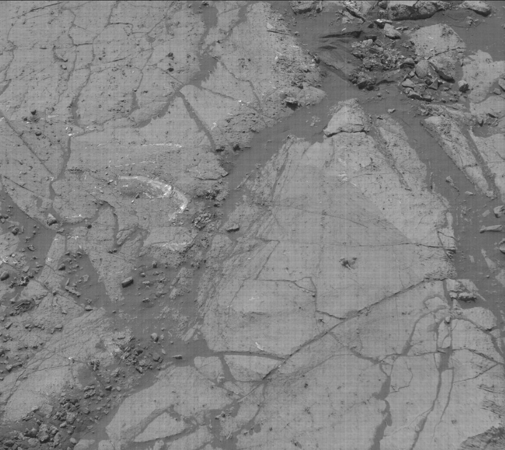 Sol 2666: Did the Rover Do That?