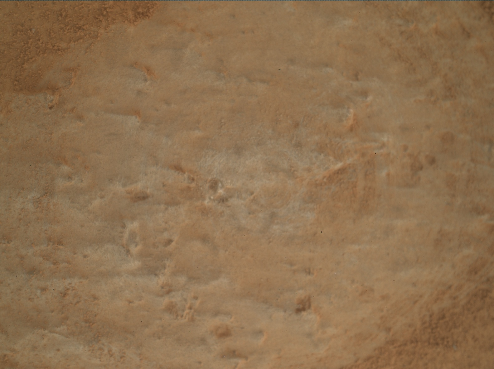 Nasa's Mars rover Curiosity acquired this image using its Mars Hand Lens Imager (MAHLI) on Sol 2665