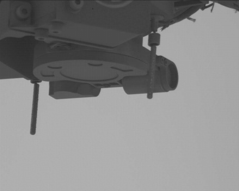 Nasa's Mars rover Curiosity acquired this image using its Mast Camera (Mastcam) on Sol 2740