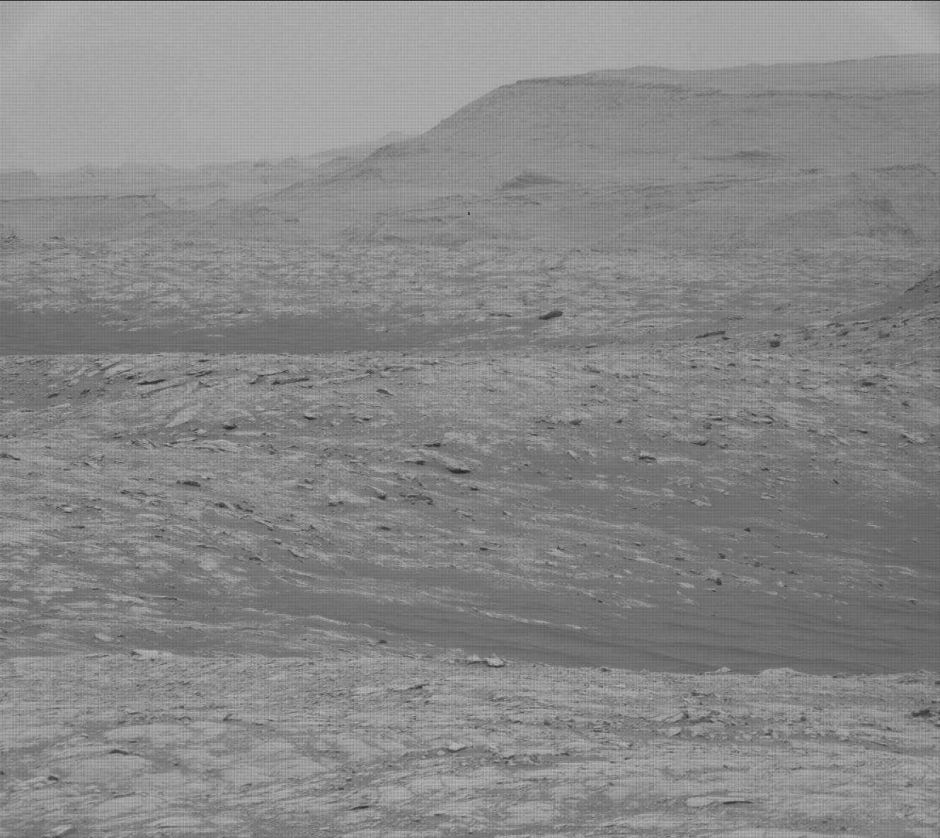Nasa's Mars rover Curiosity acquired this image using its Mast Camera (Mastcam) on Sol 2765