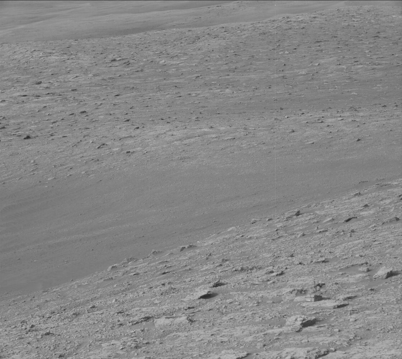 Nasa's Mars rover Curiosity acquired this image using its Mast Camera (Mastcam) on Sol 2820