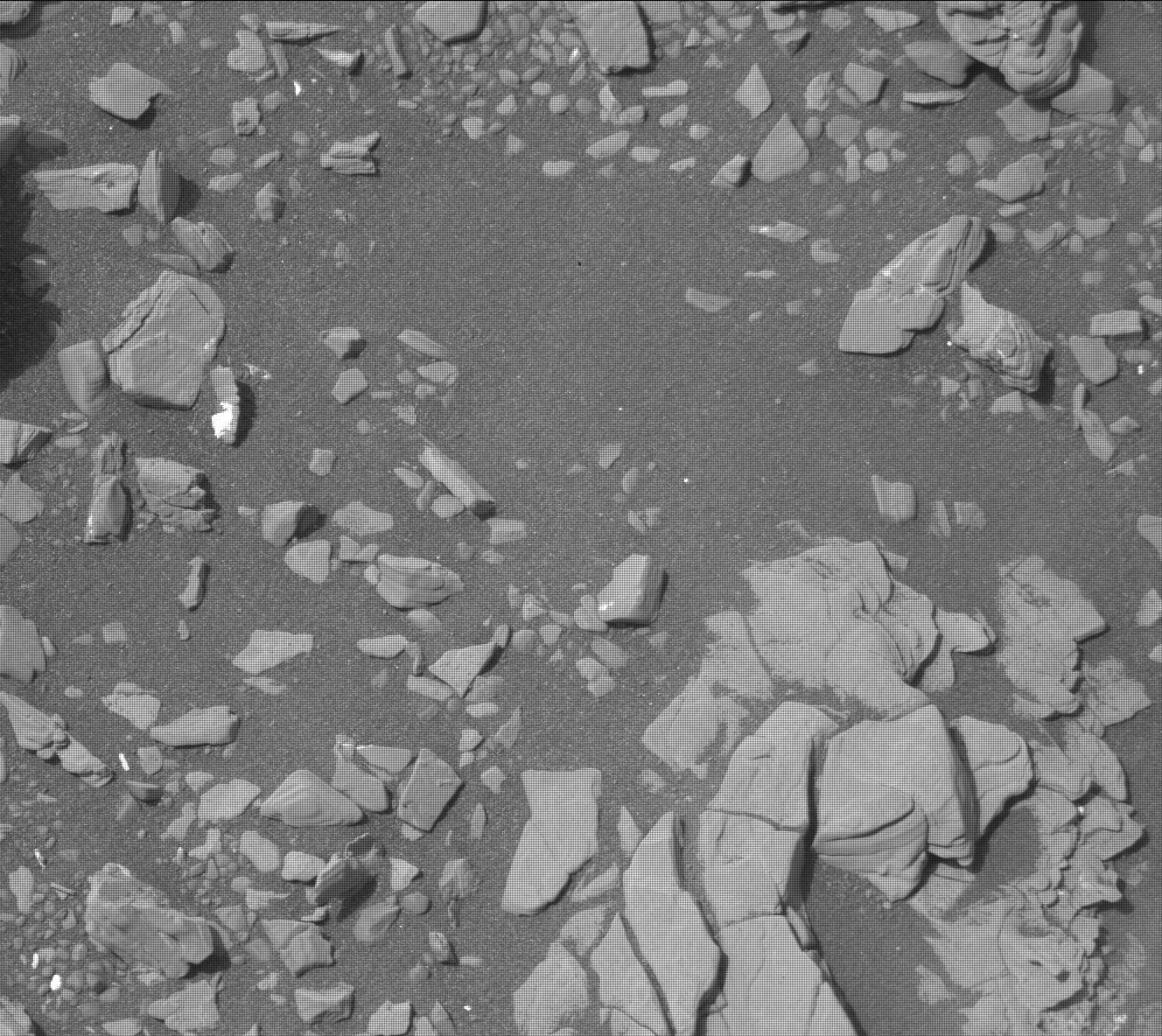 Nasa's Mars rover Curiosity acquired this image using its Mast Camera (Mastcam) on Sol 2860, at drive 2176, site number 82