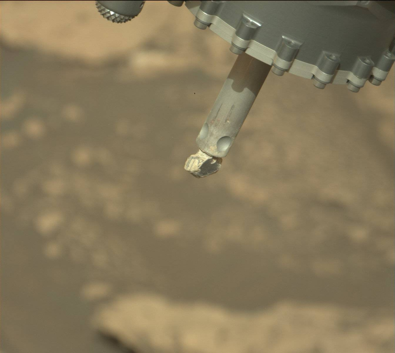 Nasa's Mars rover Curiosity acquired this image using its Mast Camera (Mastcam) on Sol 2870, at drive 2176, site number 82