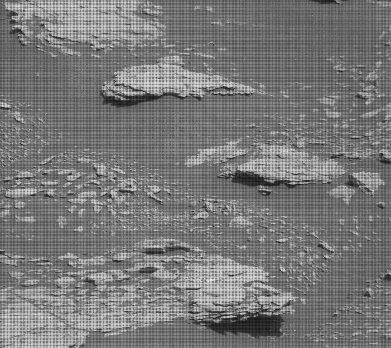 Nasa's Mars rover Curiosity acquired this image using its Mast Camera (Mastcam) on Sol 2891