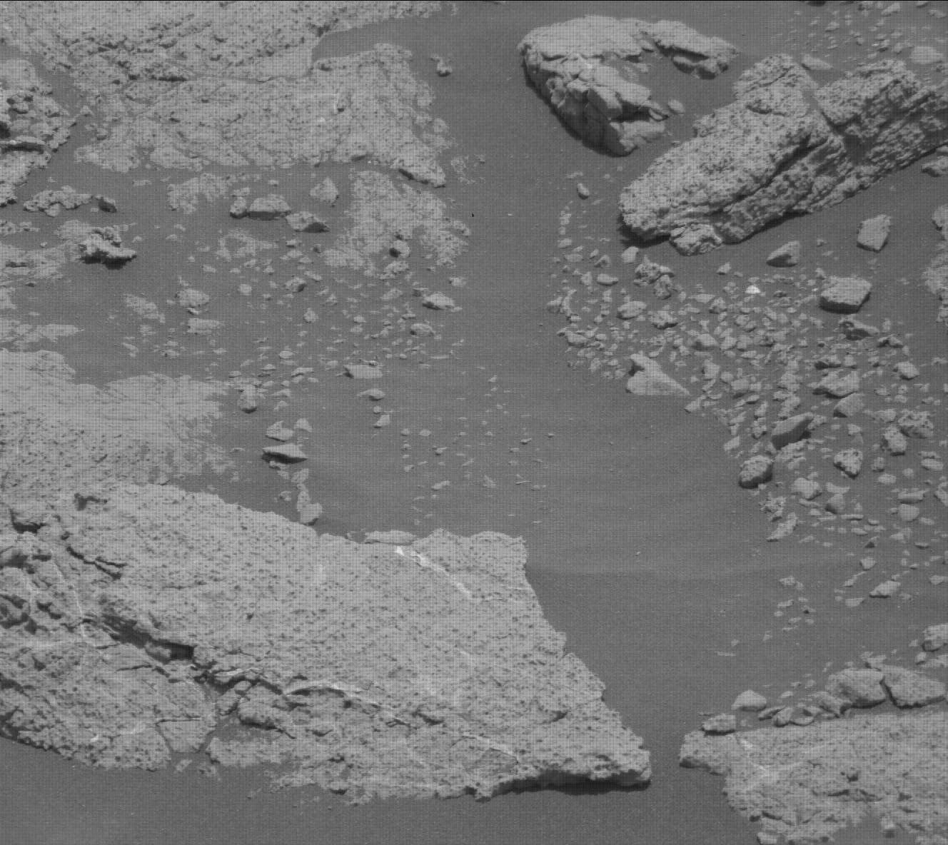 Nasa's Mars rover Curiosity acquired this image using its Mast Camera (Mastcam) on Sol 3030