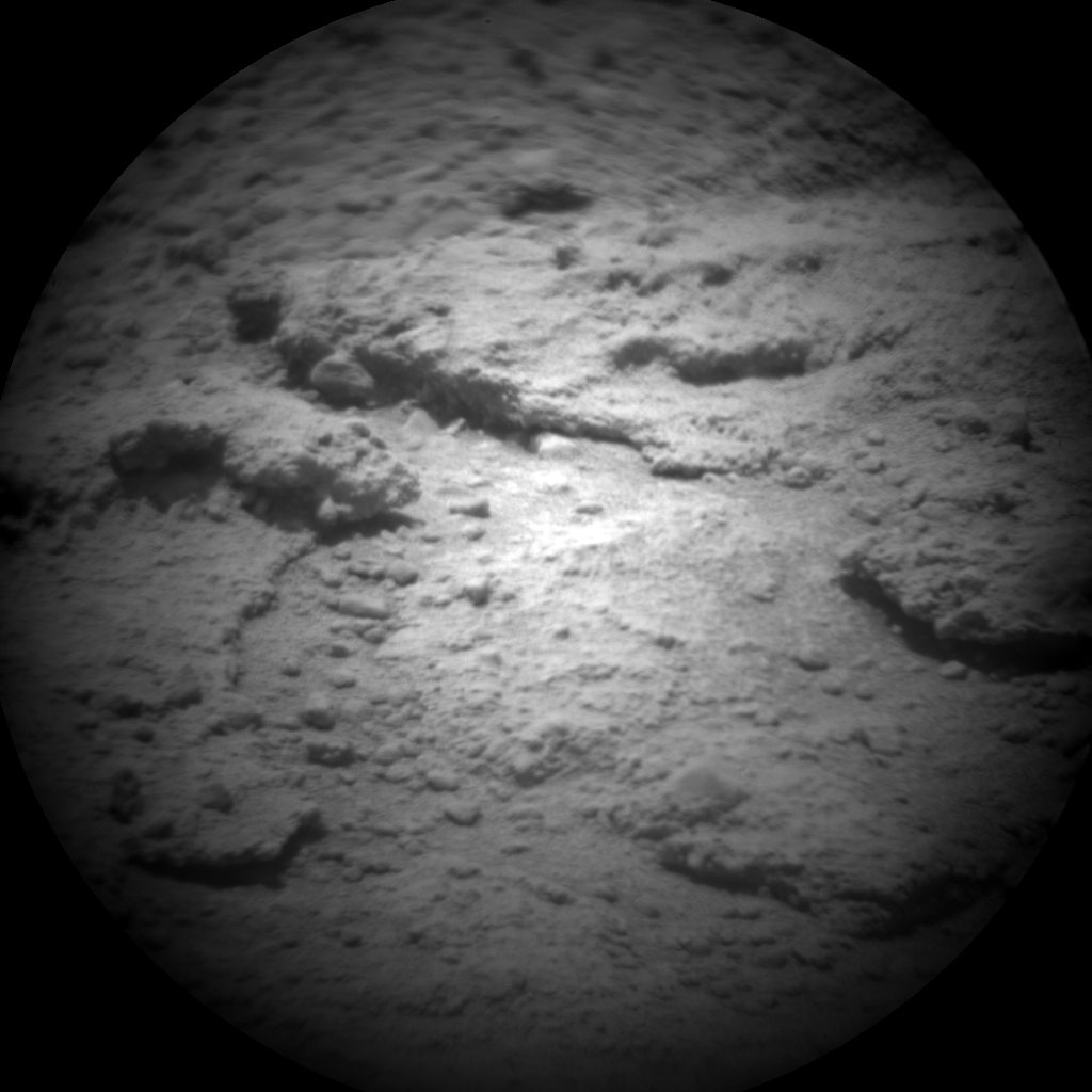 Nasa's Mars rover Curiosity acquired this image using its Chemistry & Camera (ChemCam) on Sol 40, at drive 468, site number 4