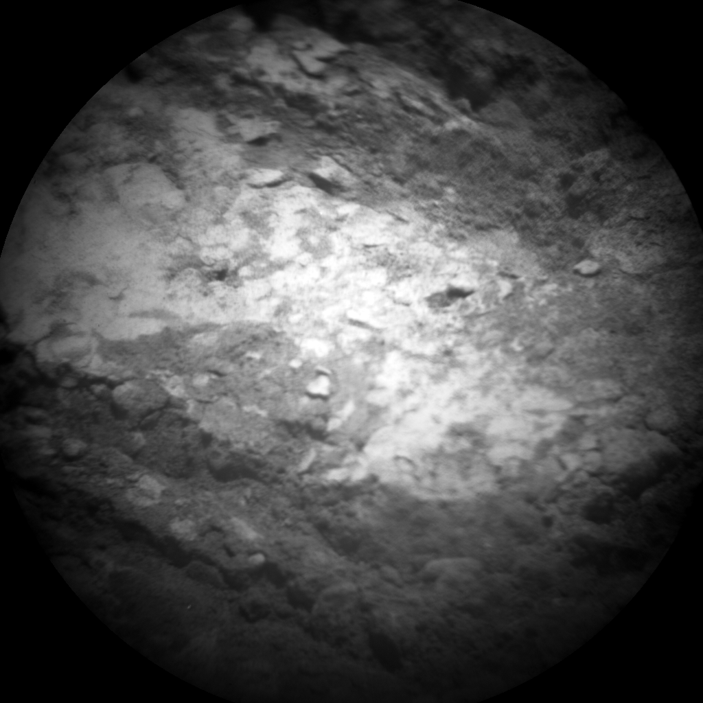 Nasa's Mars rover Curiosity acquired this image using its Chemistry & Camera (ChemCam) on Sol 49, at drive 2644, site number 4