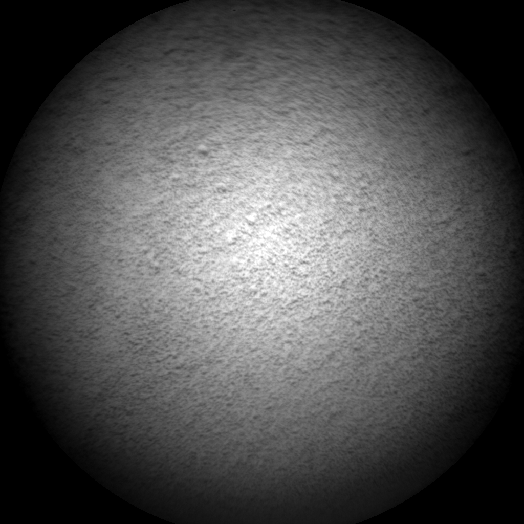 Nasa's Mars rover Curiosity acquired this image using its Chemistry & Camera (ChemCam) on Sol 74, at drive 104, site number 5