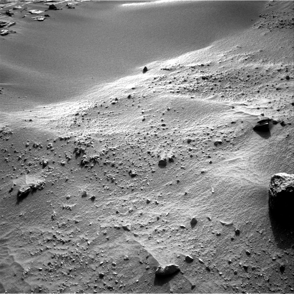 Nasa's Mars rover Curiosity acquired this image using its Right Navigation Camera on Sol 744, at drive 1534, site number 41