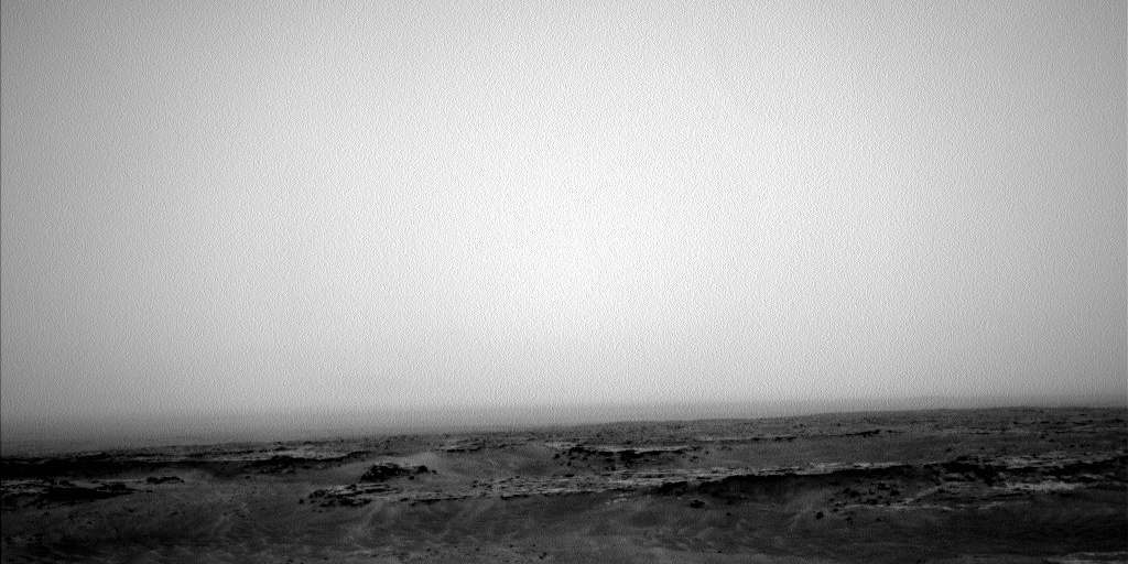 NASA's Mars rover Curiosity acquired this image using its Left Navigation Camera (Navcams) on Sol 854