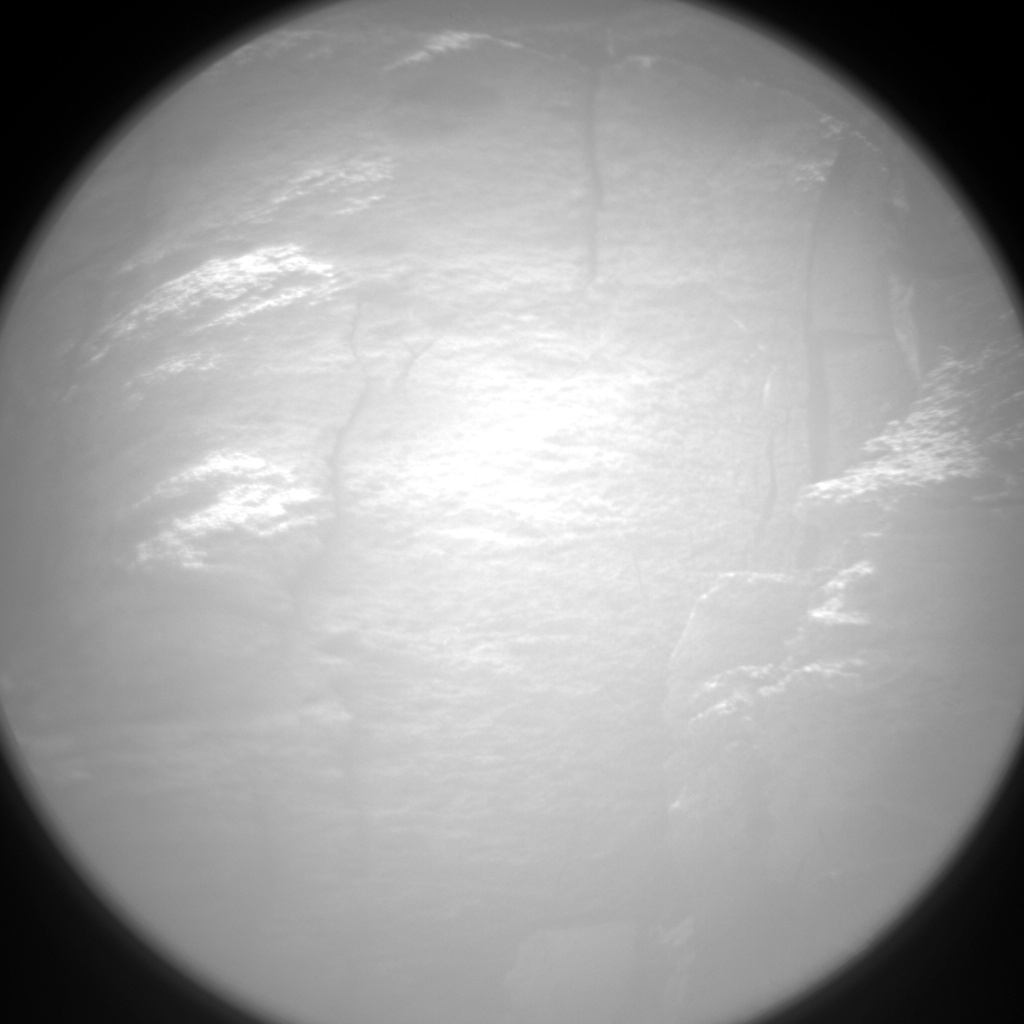 Nasa's Mars rover Curiosity acquired this image using its Chemistry & Camera (ChemCam) on Sol 861, at drive 2414, site number 44