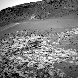 Nasa's Mars rover Curiosity acquired this image using its Left Navigation Camera on Sol 862, at drive 2420, site number 44