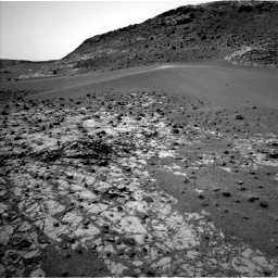 Nasa's Mars rover Curiosity acquired this image using its Left Navigation Camera on Sol 862, at drive 2432, site number 44