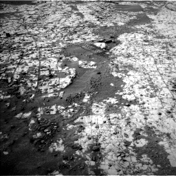 Nasa's Mars rover Curiosity acquired this image using its Left Navigation Camera on Sol 862, at drive 2618, site number 44