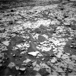 Nasa's Mars rover Curiosity acquired this image using its Left Navigation Camera on Sol 862, at drive 2726, site number 44