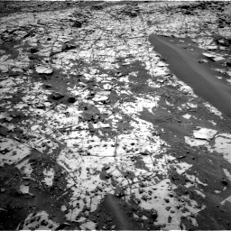 Nasa's Mars rover Curiosity acquired this image using its Left Navigation Camera on Sol 862, at drive 2744, site number 44