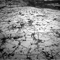Nasa's Mars rover Curiosity acquired this image using its Left Navigation Camera on Sol 862, at drive 2942, site number 44
