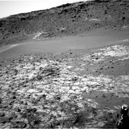 Nasa's Mars rover Curiosity acquired this image using its Right Navigation Camera on Sol 862, at drive 2414, site number 44