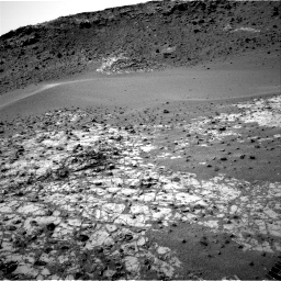 Nasa's Mars rover Curiosity acquired this image using its Right Navigation Camera on Sol 862, at drive 2420, site number 44