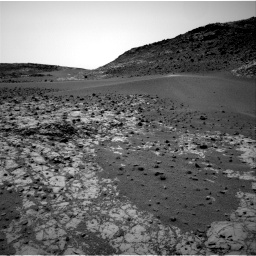 Nasa's Mars rover Curiosity acquired this image using its Right Navigation Camera on Sol 862, at drive 2438, site number 44