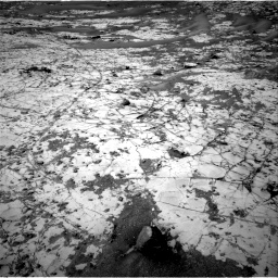 Nasa's Mars rover Curiosity acquired this image using its Right Navigation Camera on Sol 862, at drive 2486, site number 44