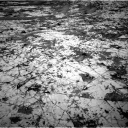 Nasa's Mars rover Curiosity acquired this image using its Right Navigation Camera on Sol 862, at drive 2498, site number 44