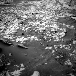 Nasa's Mars rover Curiosity acquired this image using its Right Navigation Camera on Sol 862, at drive 2546, site number 44