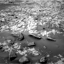 Nasa's Mars rover Curiosity acquired this image using its Right Navigation Camera on Sol 862, at drive 2558, site number 44