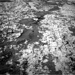 Nasa's Mars rover Curiosity acquired this image using its Right Navigation Camera on Sol 862, at drive 2618, site number 44