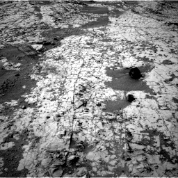 Nasa's Mars rover Curiosity acquired this image using its Right Navigation Camera on Sol 862, at drive 2624, site number 44