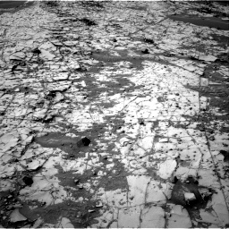 Nasa's Mars rover Curiosity acquired this image using its Right Navigation Camera on Sol 862, at drive 2666, site number 44