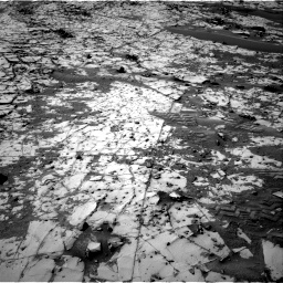 Nasa's Mars rover Curiosity acquired this image using its Right Navigation Camera on Sol 862, at drive 2672, site number 44