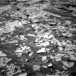 Nasa's Mars rover Curiosity acquired this image using its Right Navigation Camera on Sol 862, at drive 2696, site number 44