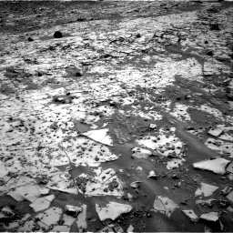Nasa's Mars rover Curiosity acquired this image using its Right Navigation Camera on Sol 862, at drive 2714, site number 44