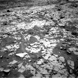 Nasa's Mars rover Curiosity acquired this image using its Right Navigation Camera on Sol 862, at drive 2726, site number 44