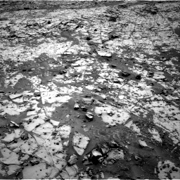 Nasa's Mars rover Curiosity acquired this image using its Right Navigation Camera on Sol 862, at drive 2732, site number 44