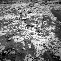 Nasa's Mars rover Curiosity acquired this image using its Right Navigation Camera on Sol 862, at drive 2738, site number 44