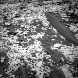 Nasa's Mars rover Curiosity acquired this image using its Right Navigation Camera on Sol 862, at drive 2744, site number 44