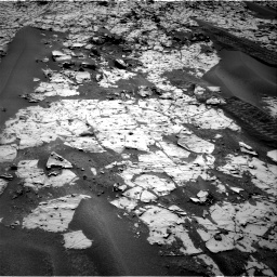 Nasa's Mars rover Curiosity acquired this image using its Right Navigation Camera on Sol 862, at drive 2768, site number 44